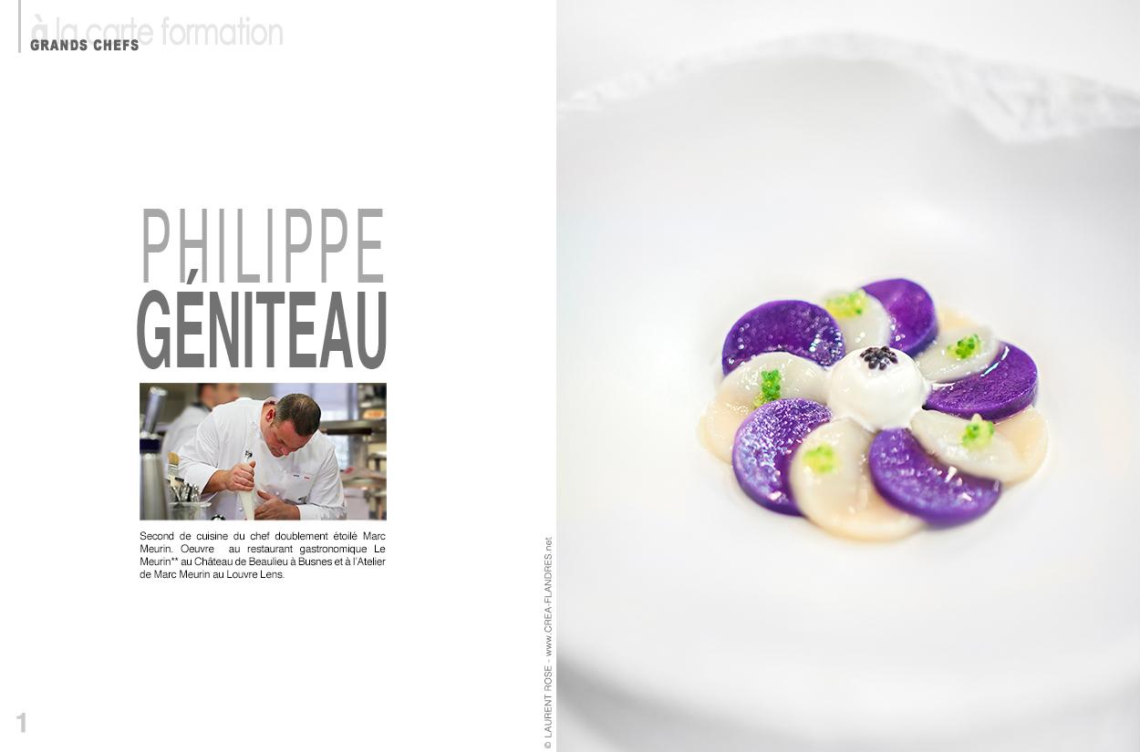 La carte formation stages de cuisine nord pas de for Formation cuisine gastronomique
